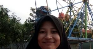 Penulis bernama Ayu Lestari sebagai mahasiswa jurusan Pendidikan Matematika, Fakultas Keguruan Ilmu Pendidikan, UNTIRTA, BANTEN.